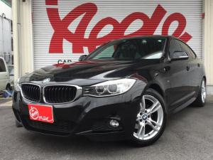 BMW 3シリーズ 320iグランツーリスモ Mスポーツ /1オーナー/禁煙車/ユーザー買取車/純正HDDナビ/バックカメラ/ドライビングアシスト/シートセットメモリー/Pバックドア/クルーズコントロール/HIDヘッドライト/パドルシフト/スマートキー