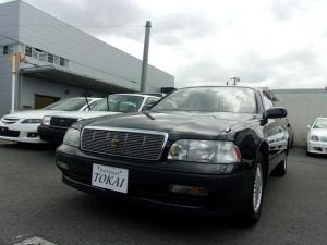 トヨタ クラウンマジェスタ Cタイプ V8 ワンオーナー 禁煙車 黒ツートン 実走行69000キロ