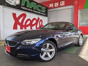 BMW Z4 sDrive23i 純正ナビ/電動オープン/プッシュスタート/禁煙車/HIDヘッド/純正アルミ/ETC/レカロシート