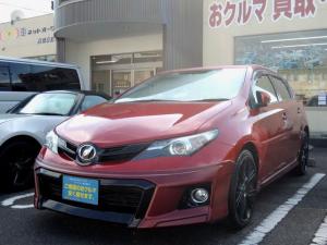 トヨタ オーリス 150X Sパッケージ シャア専用カスタマイズ