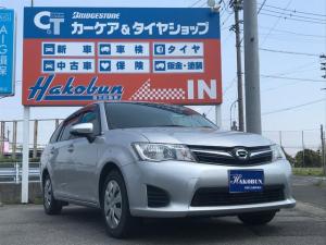 トヨタ カローラフィールダー 1.5X ワンオーナー 禁煙車 純正SDナビTV キーレス