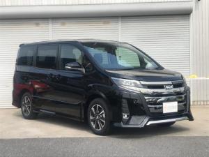トヨタ ノア Si フルセグTV付トヨタ純正ナビ 両側パワースライドドア