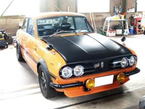 いすゞ ベレット 1800GT