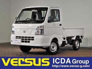 日産 NT100クリッパートラック DX 純正FM/AMラジオ 5速MT 2WD 届出済未使用車