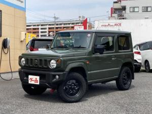 スズキ ジムニー XL パートタイム4WD イモビライザー レーンキープ Sヒーター CD キーレス