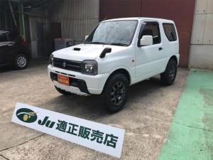 スズキ ジムニー XG 5速マニュアル SDナビ フルセグTV キーレス