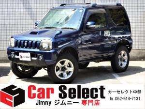 スズキ ジムニー ランドベンチャー 4WD ターボ リフトアップキット