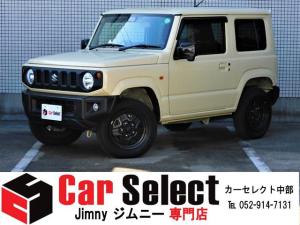スズキ ジムニー XL インタークーラーターボ パートタイム4WD スズキセーフティーサポートシステム 純正ナビゲーション スマートキー スペアキー ダブルエアバッグ 16インチタイヤ
