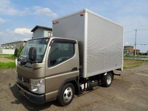 三菱ふそう キャンター アルミバン 2トン標準 5MT  新免許トラック
