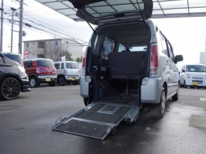 スズキ ワゴンR  スローパー 福祉車両 フル装備 車椅子固定装置 オーディオ付き キーレスエントリー 禁煙車 取扱説明書 ハロゲンヘッドライト
