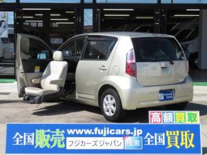 トヨタ パッソ X ウェルキャブ 助手席リフトアップシート 5人乗り ABS キーレス エアコン 車いす収納装置 エアコン 純正オーディオ