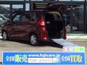 ホンダ フリード+ G車いす仕様車 スロープタイプ 車いす電動ウィンチ