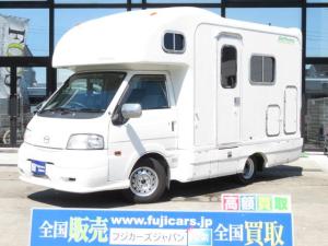 マツダ ボンゴトラック AtoZ アンソニー FFヒーター 2段ベッド