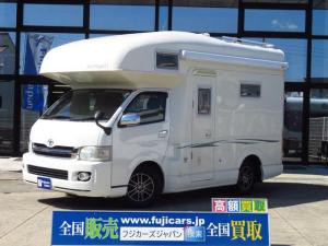 トヨタ ハイエースワゴン ファンルーチェ セレンゲティ 2段ベッド FFヒーター