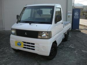三菱 ミニキャブトラック ベースグレード 5速マニュアル 2WD 三方開 軽トラ