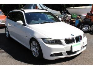 BMW 3シリーズ 320iツーリング Mスポーツパッケージ HID フルセグTV HDDナビ ETC スマートキー