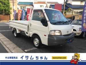 マツダ ボンゴトラック DX 5MT 平ボディ 低床 Wタイヤ 0.85t積 全席パワーウィンドウ