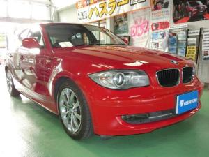 BMW 1シリーズ 116i 室内消臭施工 新品タイヤ