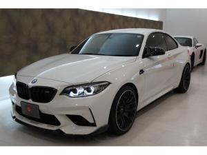 BMW M2 Mパフォカーボンパーツ レカロシート RAYS19AW