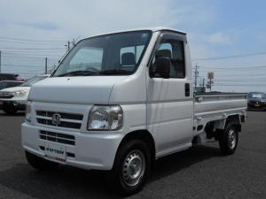 ホンダ アクティトラック SDX エアコン パワステ 4WD 荷台マット