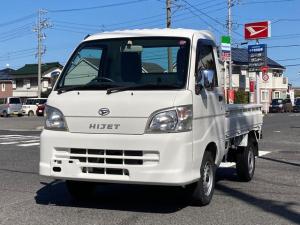 ダイハツ ハイゼットトラック エアコン・パワステ スペシャル 4WD AC PS M/T ETC