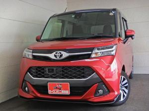 トヨタ タンク カスタムGS ナビTV 両パワスラ LED 専用エクステリア