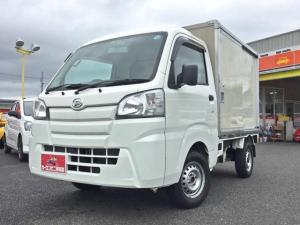 ダイハツ ハイゼットトラック  保冷車 社外オーディオ キーレス 5MT