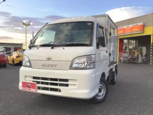 ダイハツ ハイゼットトラック  冷蔵冷凍車 DENSO製-22℃設定 左サイドドア ETC キーレス パワーウィンドウ AT車