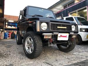 スズキ ジムニー ランドベンチャー 4WD リフトアップ
