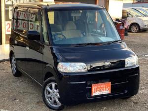 ダイハツ タント X 保証付 14AW オートライト ベンチシート インパネAT 電格ミラー キーレス CD