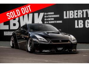日産 GT-R  LBパフォーマンスフルキット