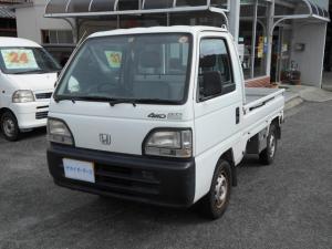ホンダ アクティトラック SDX 5速MT 4WD 車検整備付き