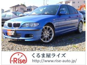 BMW 3シリーズ 318i Mスポーツ リミテッド 社外ナビ HID ETC