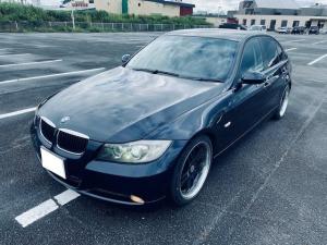 BMW 3シリーズ 320i ◆車高調(テイン) ◆社外18インチアルミ ◆社外ナビ ◆地デジ ◆バックカメラ ◆ETC ◆レーダー ◆HID