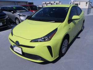 トヨタ プリウス S  試乗車  SDナビ  ETC  LED  新車保証継承