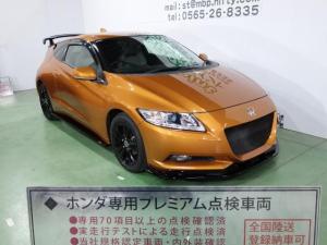 ホンダ CR-Z α ブラックレーシングフラップエアロ メッシュグリル