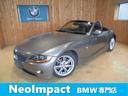 BMW/BMW Z4 2.2i ナビ ETC 17アルミ バッテリ新品