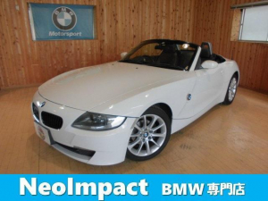 BMW Z4 ロードスター2.5iブラックレザーシートヒータ バッテリ新品