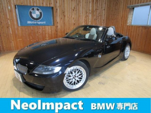 BMW Z4 リミテッドエディション 165台限定車 BBS17アルミ 専用ボディーカラー 専用エクステリア バッテリ新品