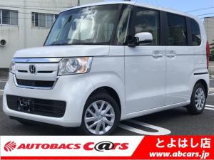 ホンダ N-BOX G・Lホンダセンシング 新車保証付 届出済未使用車