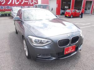 BMW 1シリーズ 116i Mスポーツ メーカーナビ バックカメラ スマートキー HIDヘッドライト ETC コーナーセンサー
