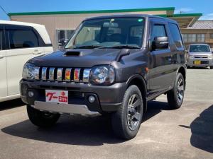 スズキ ジムニー クロスアドベンチャーXC 4WD 5速MT 純正14インチアルミホイール キーレスエントリー ワンオーナー シートヒーター