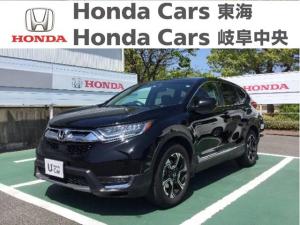 ホンダ CR-V EX ワンオーナー純正ナビパワーシート シートヒーター