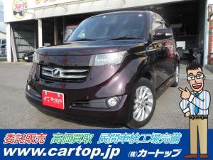 トヨタ bB Z Xバージョン 当社お客様買取車両・SDナビ・バックカメラ・ETC・オートエアコン・スマートキー