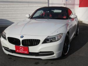 BMW Z4 社外エアロ スパルコシート ローダウン 19AW