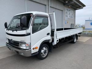 トヨタ ダイナトラック ワイド超ロング 3トン 荷寸500-208 6速MT 荷台板