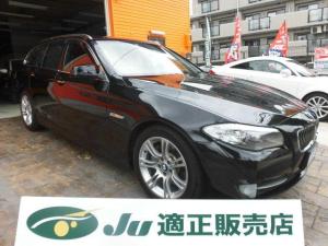 BMW 5シリーズ 535iツーリング 純正ナビ フルセグテレビ バックカメラ