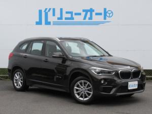 BMW X1 sDrive 18i 純正ナビ 衝突軽減ブレーキ カメラ