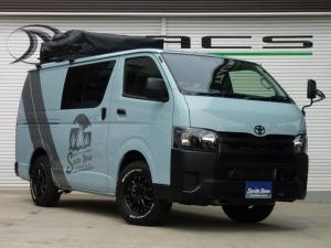 トヨタ ハイエースバン DX SANTAROSAセドナVer3 コンプリートデモカー