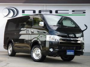 トヨタ ハイエースバン S-GL50ThANV SANTAROSA カタリナデモカー